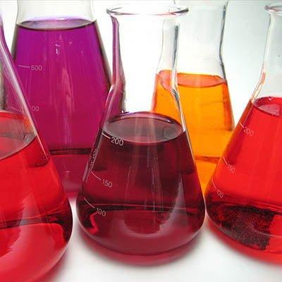 Mieszaniny chemiczne w fiolkach CLP